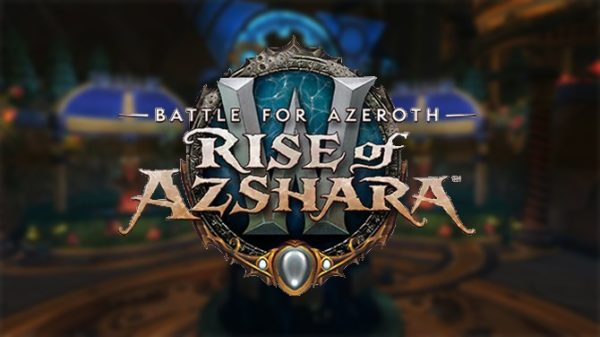 World of Warcraft : Battle for Azeroth - avènement Azshara