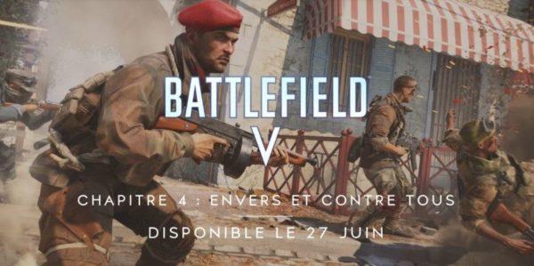 Battlefield V - Chapitre 4 : Envers et contre tous