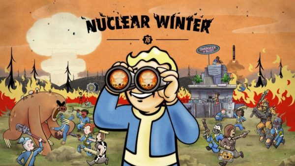 Fallout 76 Battle Royale Nuclear Winter