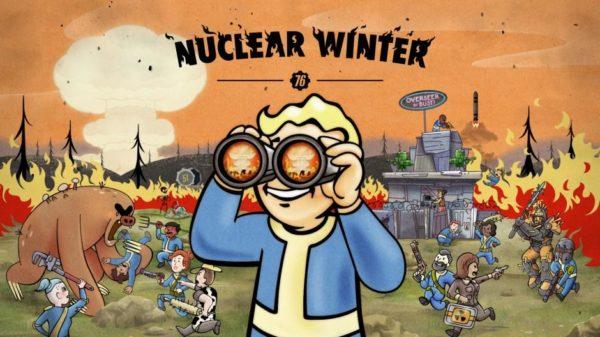 Fallout 76 Battle Royale Nuclear Winter