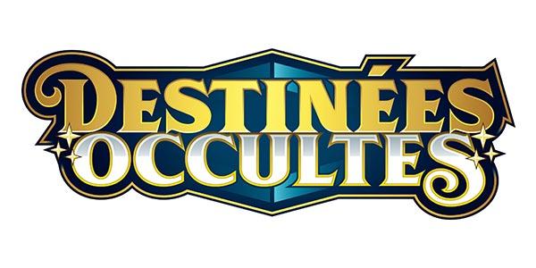 JCC Pokémon : Destinées Occultes
