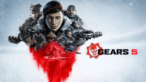 Gears 5 Gears Of War 5 Escape