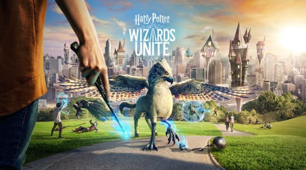 Harry Potter : Wizards Unite Harry Potter: Wizards Unite Harry Potter Wizards Unite