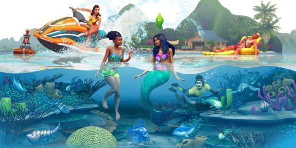 Island Living Iles paradisiaques Sims 4