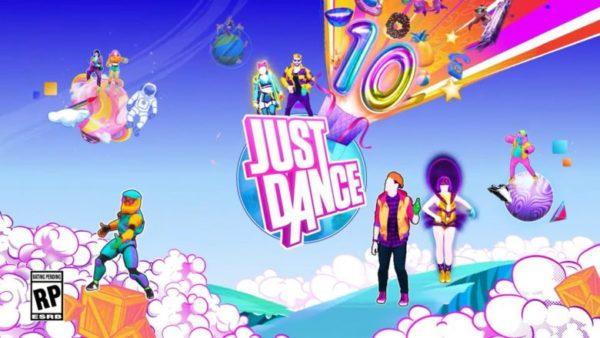 E3 2019 Ubisoft – Just Dance célèbre son 10ème anniversaire avec Just Dance 2020