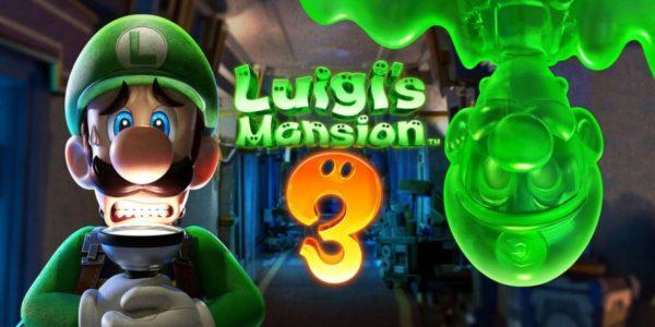 Luigi's Mansion 3 Luigi's Mansion 3