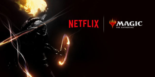 Magic: The Gathering Wizards of the Coast Netflix Russo