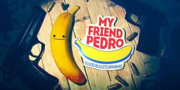 My Friend Pedro est disponible sur PS4