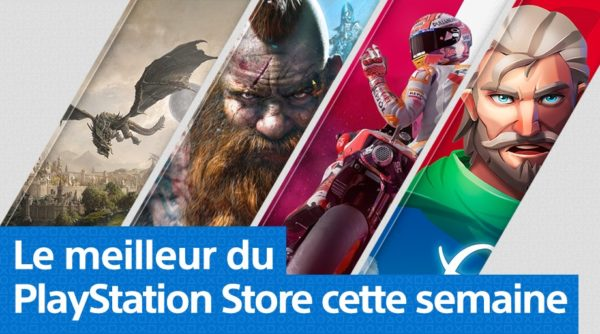 PlayStation Store PS Store - Mise à jour du 3 juin 2019