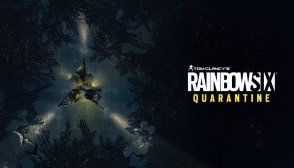 E3 2019 Ubisoft – Rainbow Six Quarantine se dévoile en vidéo