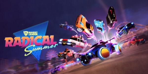 Radical Summer Rocket League