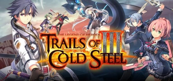 The Legend of Heroes: Trails of Cold Steel III - The Legend of Heroes Trails of Cold Steel III