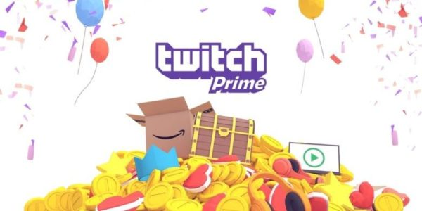 Twitch Prime - Prime Day 2019