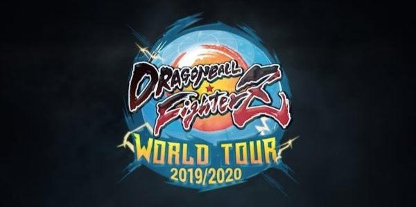 Dragon Ball fighterZ - World Tour 2019 2020