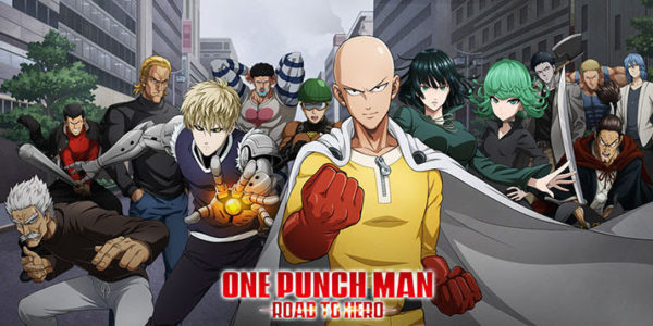 One Punch Man – Road to Hero One Punch Man - Road to Hero One Punch Man: Road to Hero