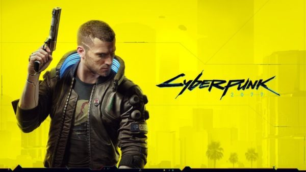 Cyberpunk 2077 – Une présentation à la Paris Games Week