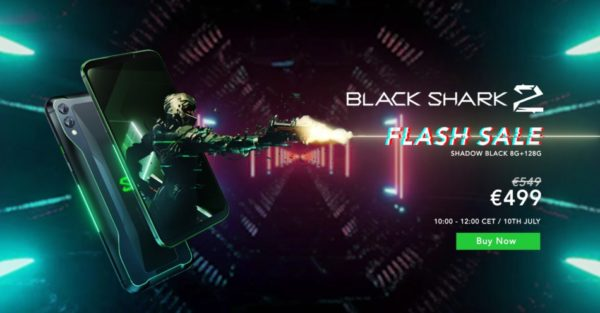 Flash Sale Black Shark 2 Shadow Black