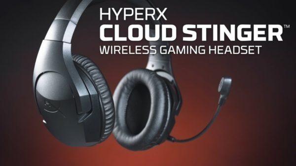 HyperX Cloud Stinger Wireless