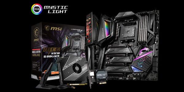 MSI x570