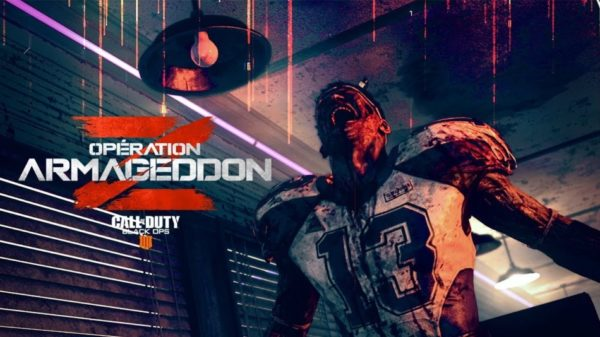 Opération Armageddon Z Call Of Duty : Black Ops 4