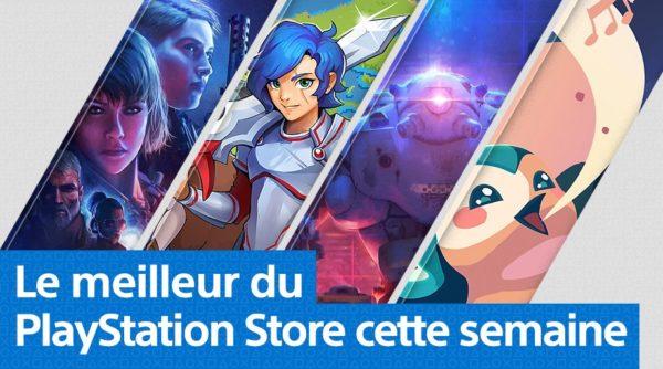 PS Store PlayStation Store - Mise à jour du 22 juillet 2019