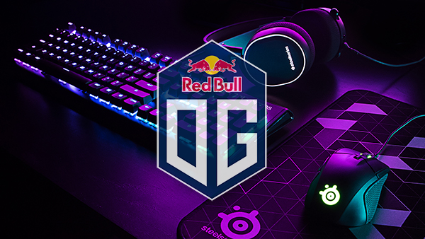 SteelSeries x Team OG