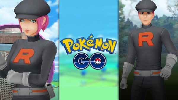 Pokémon Go - Team Go Rocket