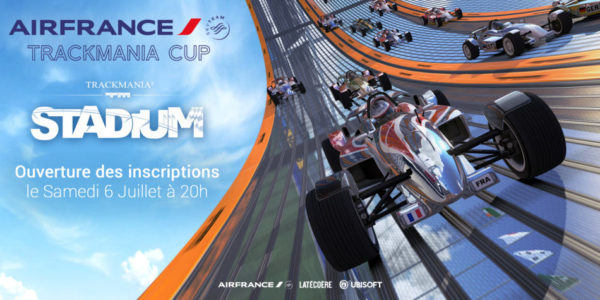 Air France Trackmania Cup