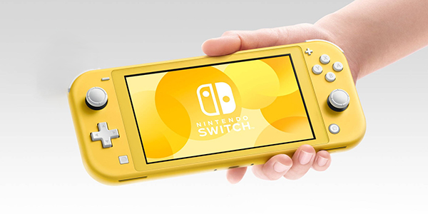 La Nintendo Switch Lite sera disponible le 20 septembre