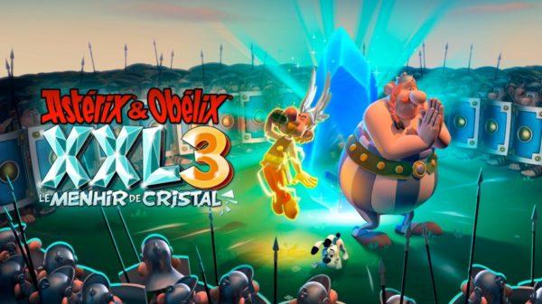 Astérix & Obélix XXL3 : Le Menhir de Cristal – Découvrez le trailer de lancement