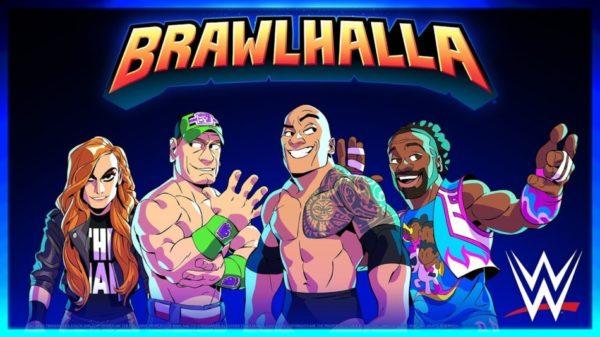 Brawlhalla x WWE