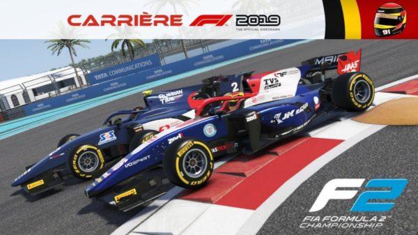 F1 2019 - Maxou Le Pilote 1