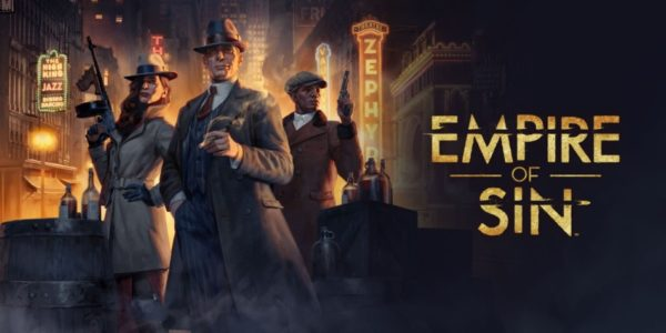 Empire of Sin dévoile son gameplay