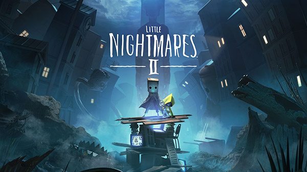 Little Nightmares II Little Nightmares 2