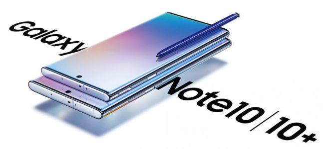 Galaxy Note10 Galaxy Note10+