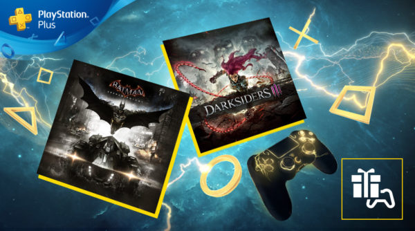 PS Plus PlayStation Plus - Septembre 2019