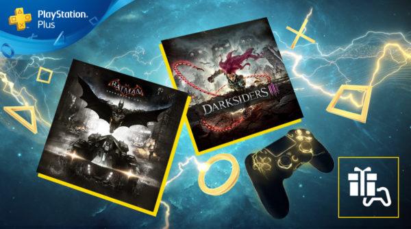 PS Plus PlayStation Plus - Septembre 2019