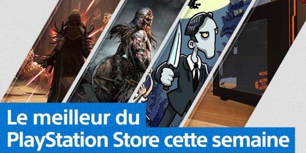 PS Store Playstation Store - Mise à jour du 12 août 2019