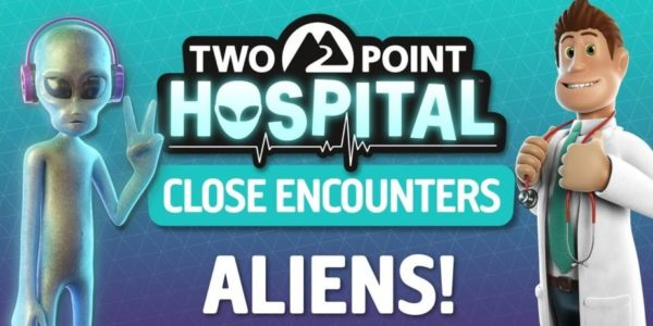 Rencontre du Troisieme Type Two Point Hospital