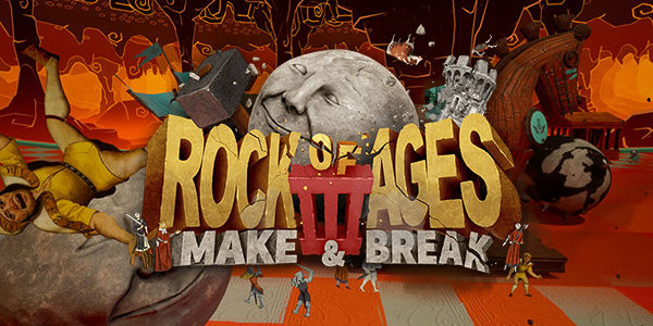 Rock of Ages 3 : Make & Break - Rock of Ages 3: Make & Break