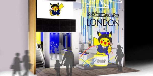 Pokémon Center Londres