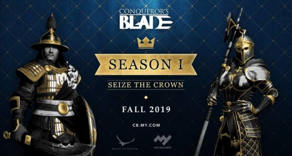 Conqueror's Blade : Seize the Crown