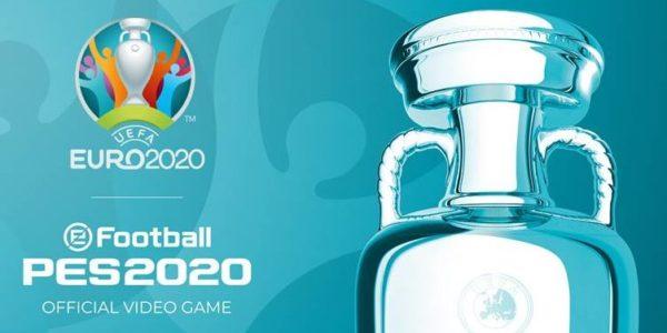 eFootball PES 2020 x UEFA EURO 2020