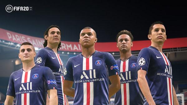 FIFA 20 EA SPORTS x PSG