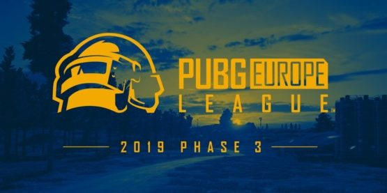 PUBG Europe League - La Phase 3