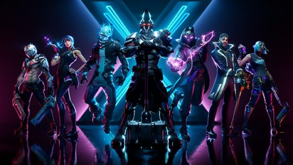 Fortnite Saison X Fortnite Saison 10