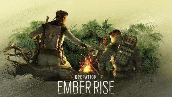 Opération Ember Rise Rainbow Six Siege