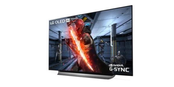 LG OLED 2019 NVIDIA G Sync