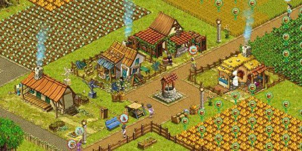 jeux de ferme - My Little Farmies