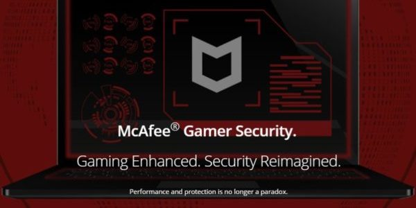 McAfee Gamer Security